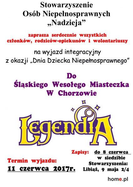 Chorzów Legendia 2017